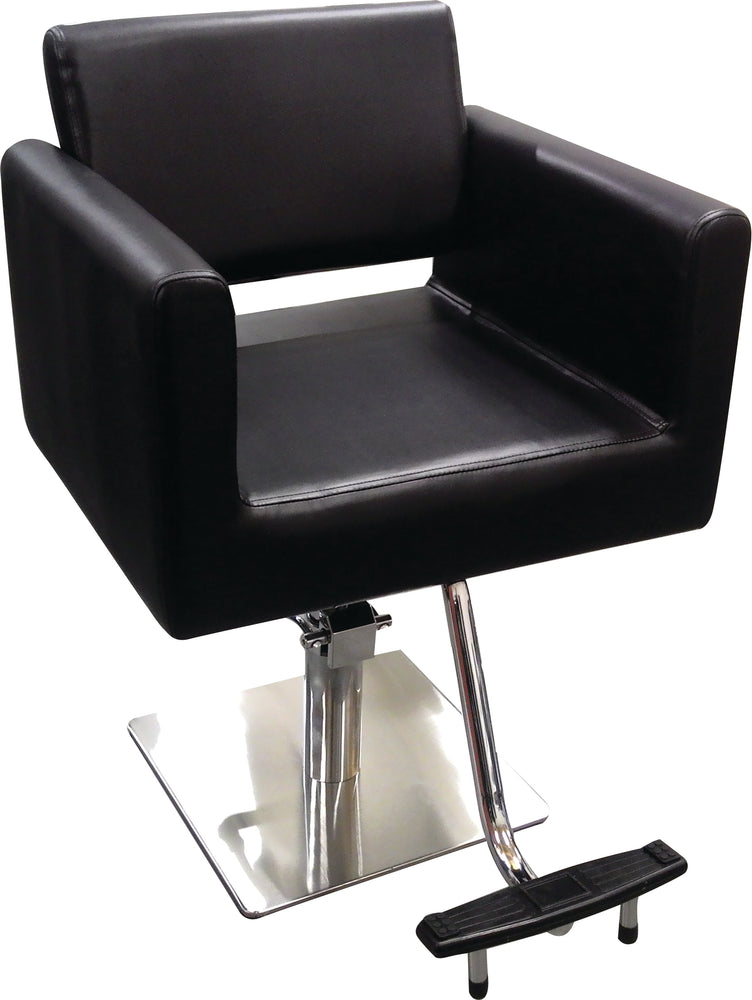 GD Styling Chair Black