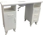 GD Manicure Table (Marble Top) - IBD Boutique