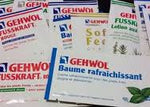 Gehwol Assorted Samples 10Pk - IBD Boutique