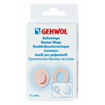 Gehwol Bunion Rings Oval (6/Box)