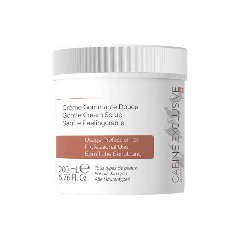 Cabine Exclusive Gentle Cream Scrub 200ml