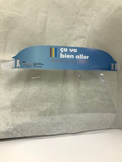 IBD Face Shield Visor Ca Va Bien Aller (NOW AVAILABLE)