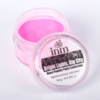 INM Acrylics Acrylic Powder Bright Lights, Big City 6pc Collection 1/2oz