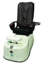GD Pedicure Chair - Black - Massage Motors - IBD Boutique