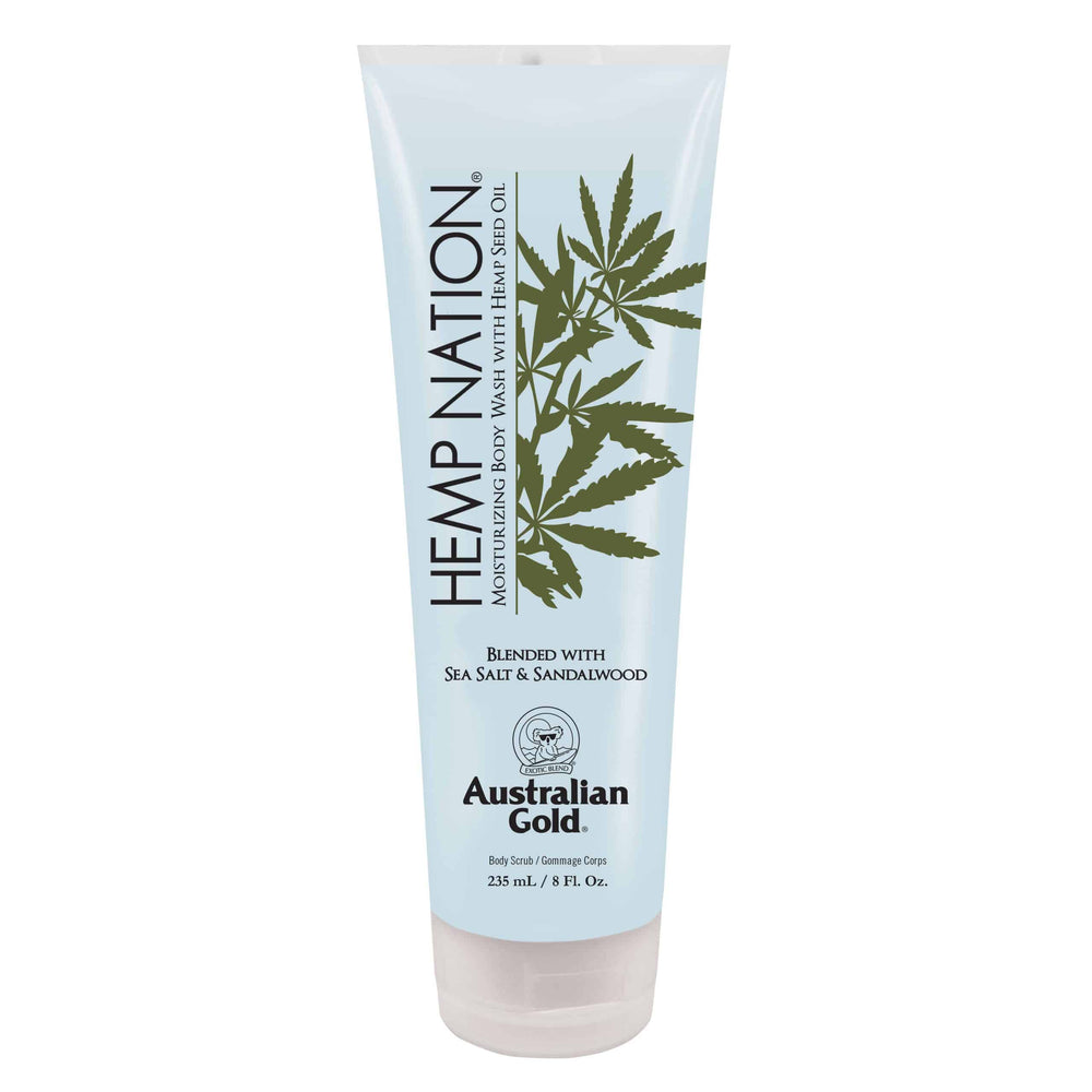 Australian Gold Hemp Nation Blended with Sea Salt & Sandalwood