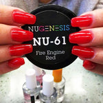 NuGenesis NU-61 Fire Engine Red