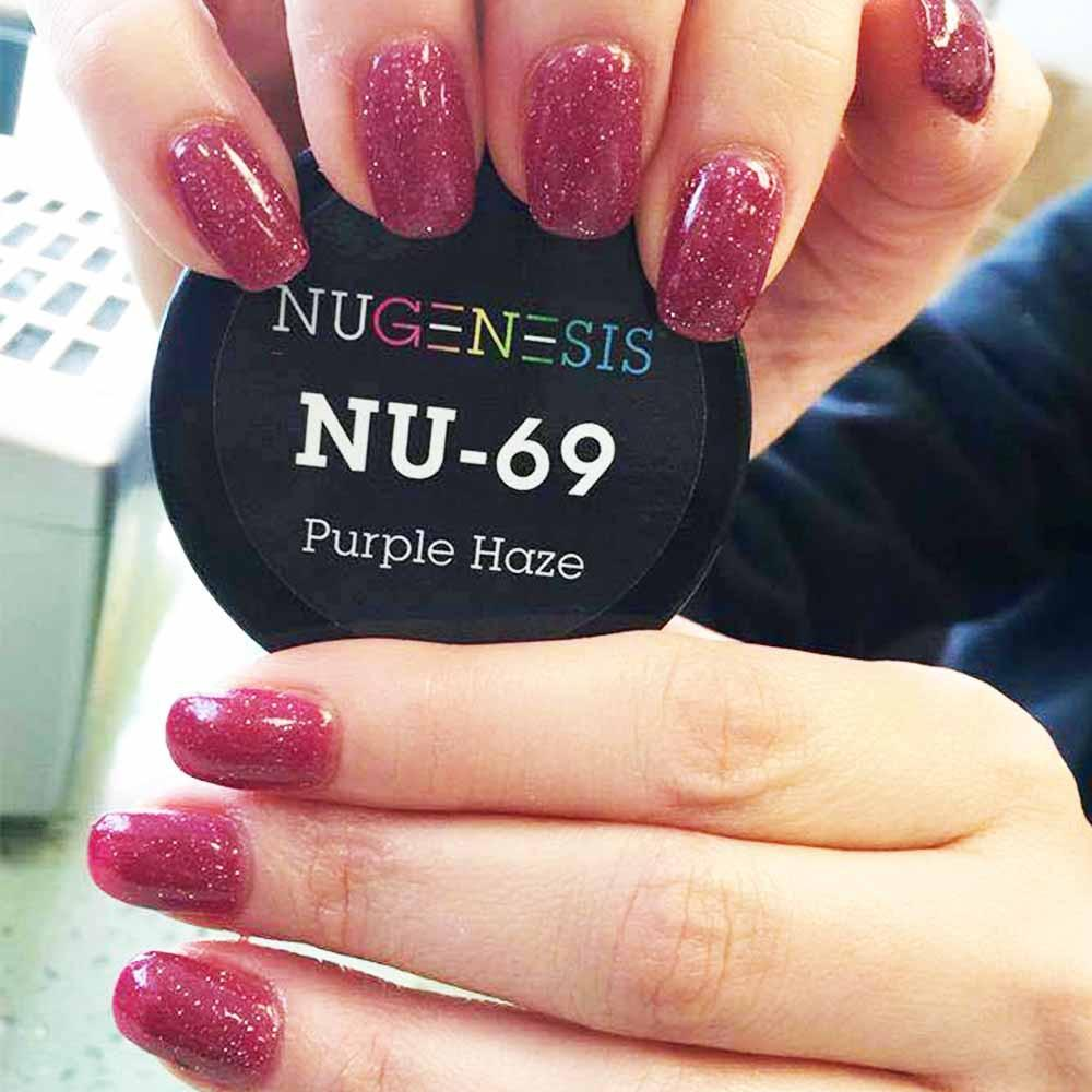 NuGenesis NU-69 Purple Haze (Metallic)