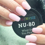 NuGenesis NU-80 What Do You Pink?