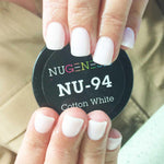 NuGenesis NU-94 Cotton White