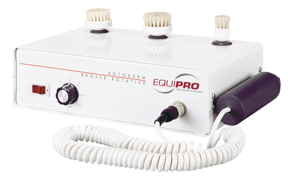 EQUIPRO- ROTODERM : ROTARY BRUSH - IBD Boutique