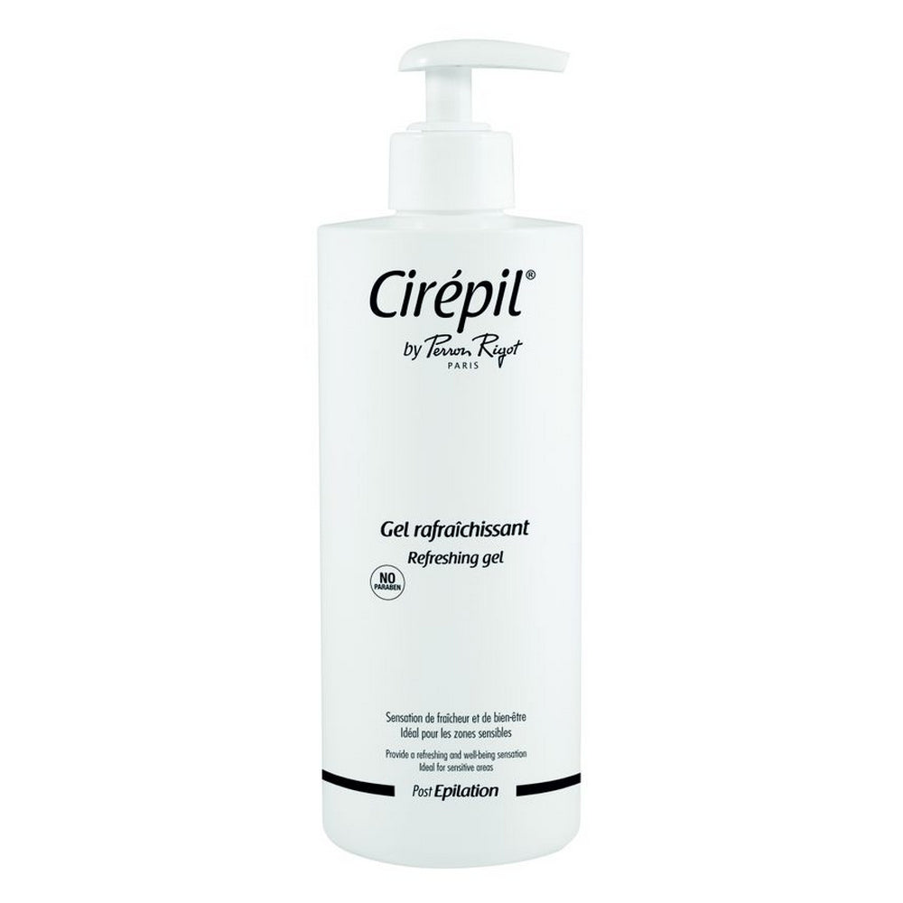 Cirepil Moisturizing Lotion 16.91 fl oz / 500 ml