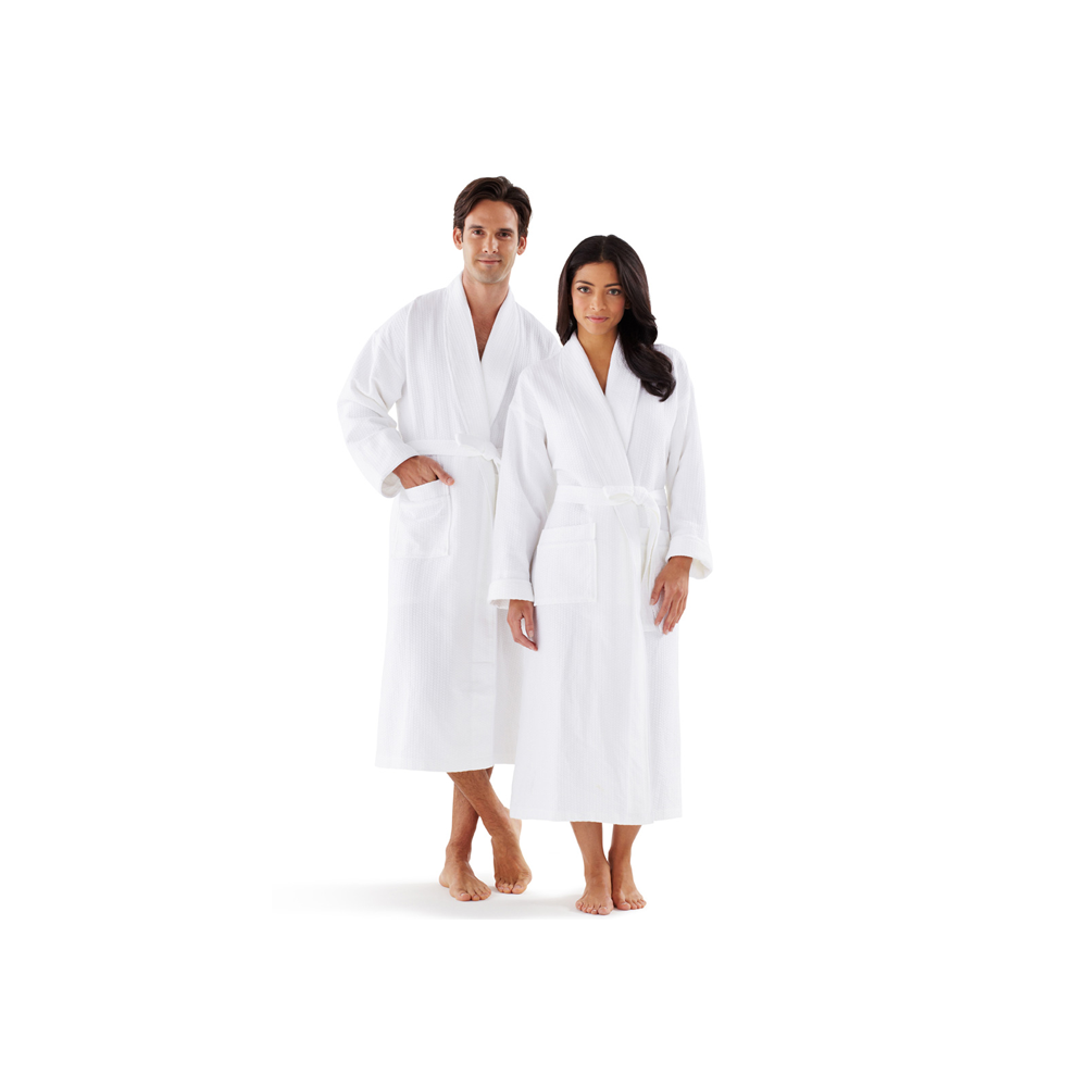 IBD Waffle Weave Robes (Spa,Hotels,Resorts) - IBD Boutique