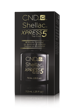 CND SHELLAC® XPRESS5™ TOP COAT - IBD Boutique