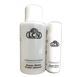 LCN SuperShine Finish Cleaner 500ml with a FREE 100ml