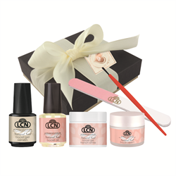 "LCN Test the Best "" Natural Nail Boost"" KIT #4 NEW (ONLY)"