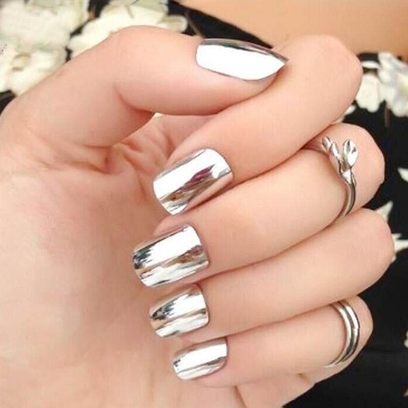 IBD Mirror Nails Chrome Powder 1g - IBD Boutique