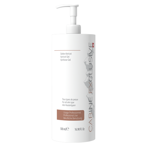 Cabine Exclusive Apricot Gel 500ml - IBD Boutique