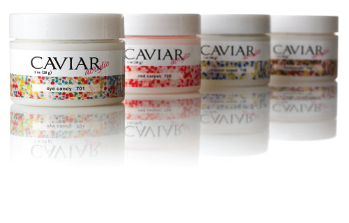 Glam and Glitz Caviar Acrylic Collection 1oz./28g. - IBD Boutique