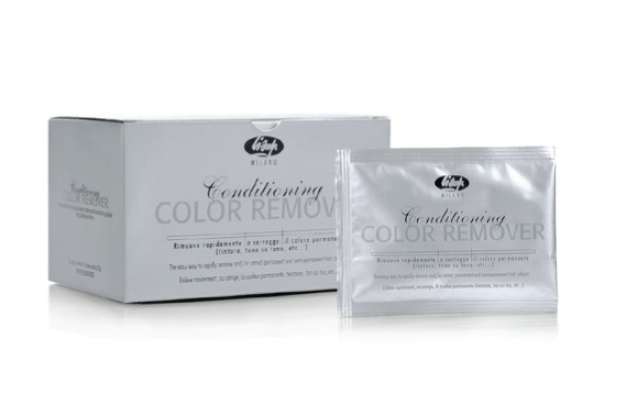 Lisap Conditioning Color Remover 12 x 25 g sachets - IBD Boutique
