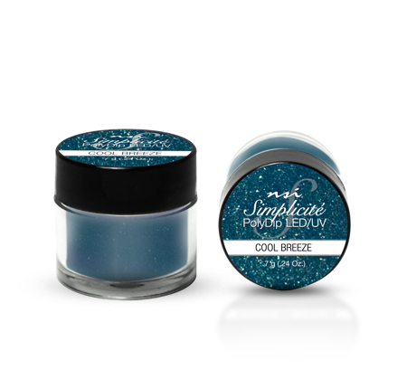 NSI Simplicite PolyDip Colored Acrylic Powder 7g -1/4oz (6743 - 6754) - IBD Boutique