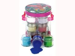 INM Northern Lights Acrylic Powders Kit (12 POTS X 7gms EACH) - IBD Boutique