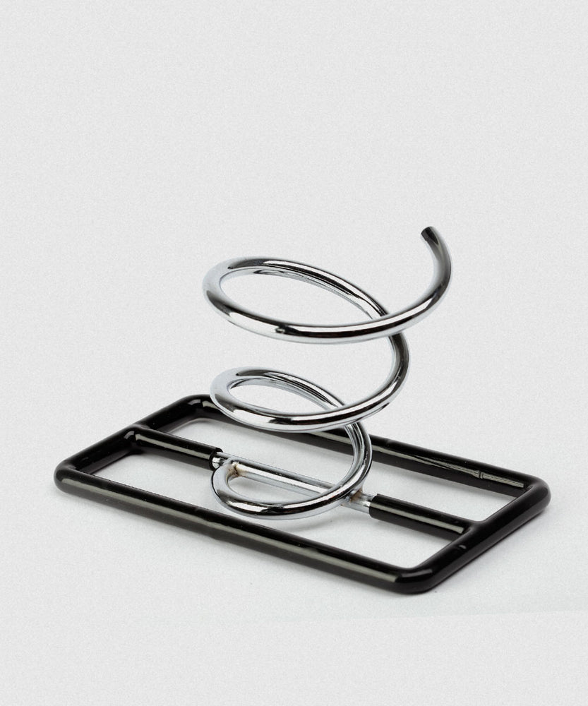 NP Metal Spiral Dryer Holder - IBD Boutique