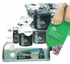 LCN Professional Pedique Kit - IBD Boutique