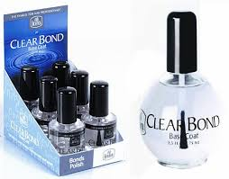 INM Clear Bond Base Coat - IBD Boutique