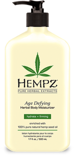 HEMPZ® AGE DEFYING HERBAL BODY MOISTURIZER