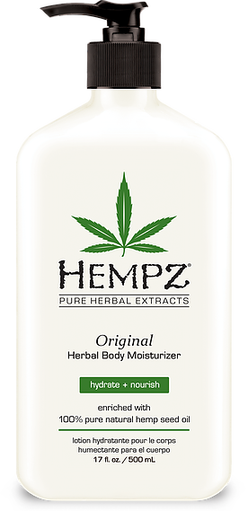 HEMPZ® ORIGINAL HERBAL BODY MOISTURIZER