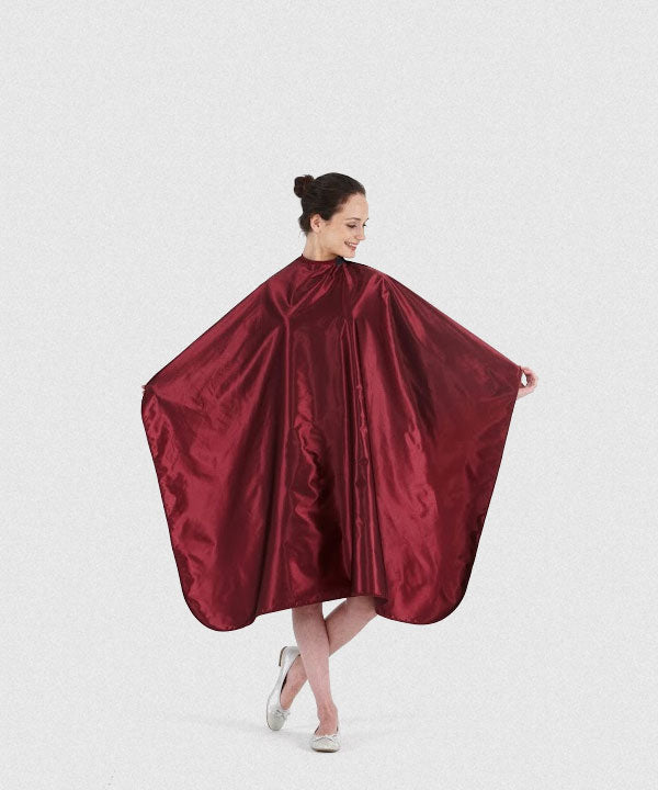 NP DELUXE GLIMMER SATIN CUTTING CAPE