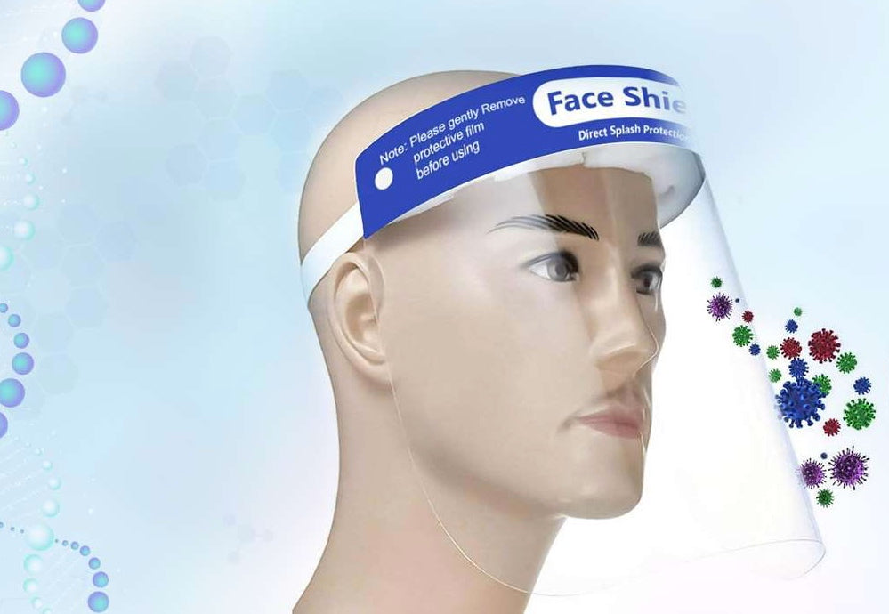IBD Faceshield Visor (NOW AVAILABLE)