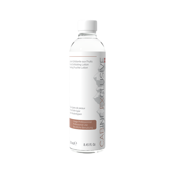 Cabine Exclusive Fruit Exfoliating Lotion 250ml