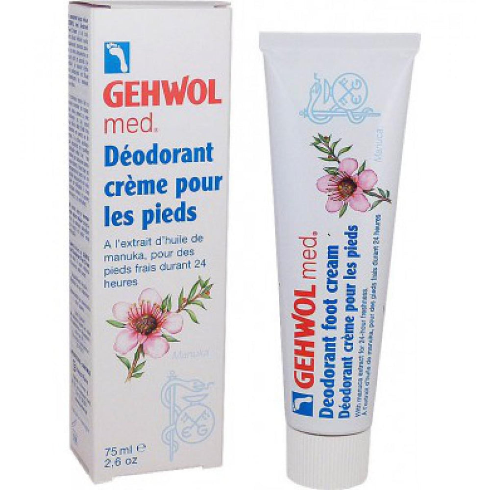 Gehwol Med Deodorant Foot Cream (75 ml)