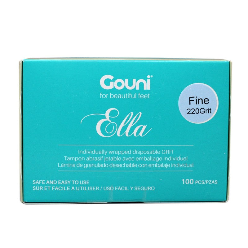 GOUNI ELLA WRAPPED STRIPS 220 GRIT - 100PK