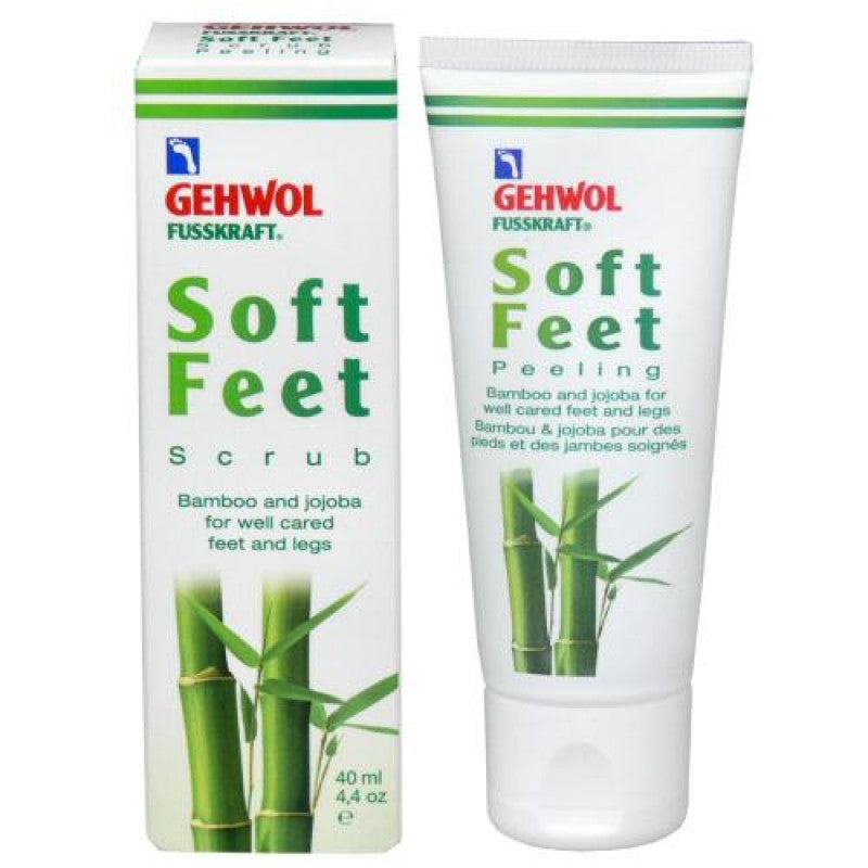 Gehwol Fusskraft Soft Feet Peeling 40ml