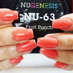 NuGenesis NU-63 Fruit Punch