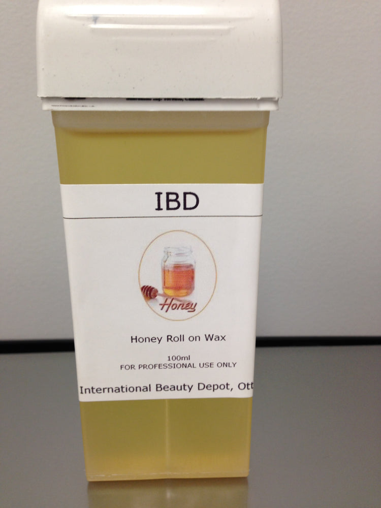 IBD Roll-On Honey Wax 100ml - IBD Boutique
