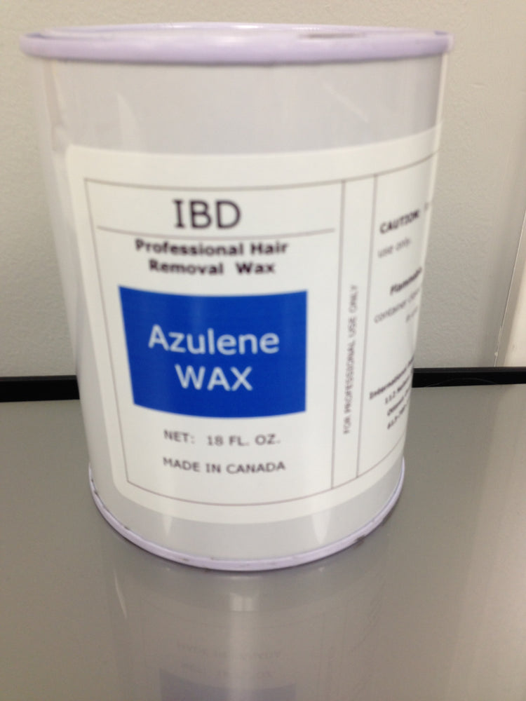 IBD Azulene Lukewarm Wax 18oz - IBD Boutique