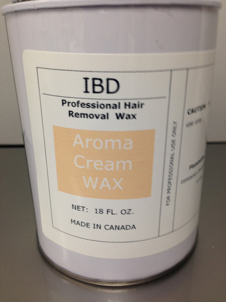IBD Aroma Cream Soft Wax 18oz - IBD Boutique