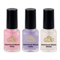 LCN - Diamond Base Pink 8ml - IBD Boutique