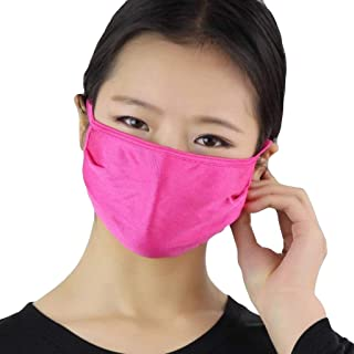 Silk-B Fabric Face Mask Each
