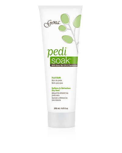 Gena Dry Feet Pedi Soak (Foot Baths) 250ml/8.5fl.oz