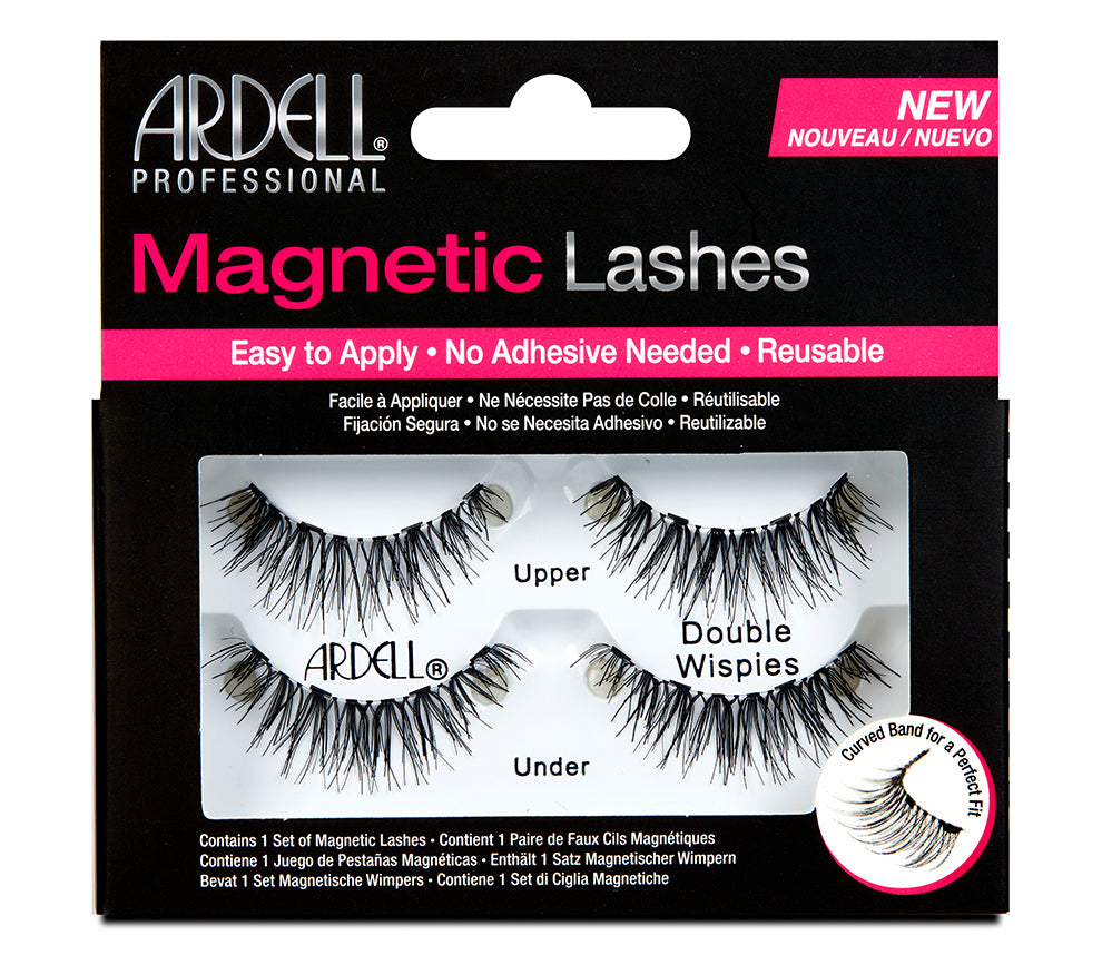 ARDEL MAGNETIC LASHES - DOUBLE WISPIES