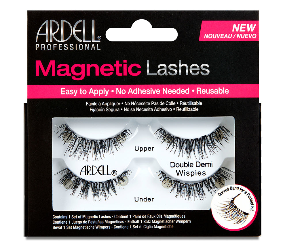 ARDEL MAGNETIC LASH- DOUBLE DEMI WISPIES