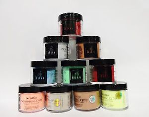 INM Acrylics  Acrylic Powder  Northern Lights Holographic 14g/0.5oz e.