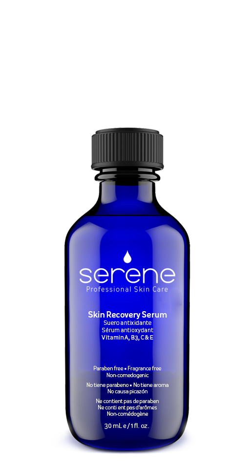 SERENE-ANTI AGING SKIN RECOVERY SERUM • pH 4.5 - 5.0