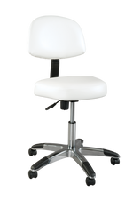 Silhouet-Tone  COMFORT STOOL DELUXE WITH BACKREST