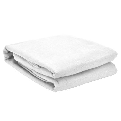 IBD Terry Fitted Bed Sheet (Without Hole)