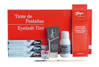 THUYA EYELASHES KIT DYE